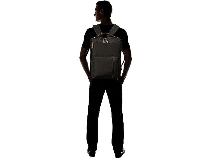 Fósiles Buckner Mochila/workbag Black Backpacks