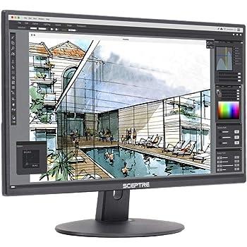 Sceptre E205W-1600 - Cetro para monitor de 20 pulgadas con luz LED ...