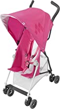 Maclaren Mark II Stroller - Carmine Rose - One Size