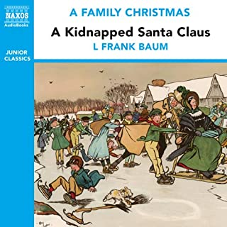 A Kidnapped Santa Claus (from the Naxos Audiobook 'A Family Christmas') cover art