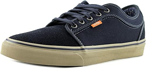 Vans Chaussures - Chukka Faible - Navy Warm gris