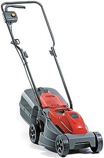 comprar comparacion Alpina 293300063/14 Cortacesped Electrico E 300, 1000 W, Rojo, Ancho de Corte 30 cm, Sacco di raccolta 25 litri, 230 V