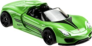 Hot Wheels Vehicles, 1:64 Scale Drag Racing & Muscle Cars with Authentic Details & Realistic Decos, Sports Cars, Gift for ...