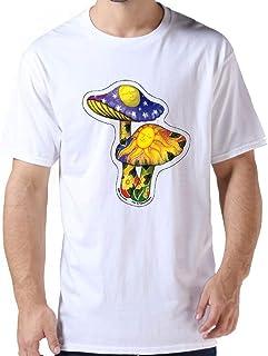 ZYXcustom Custom Mushrooms T-Shirt for Men