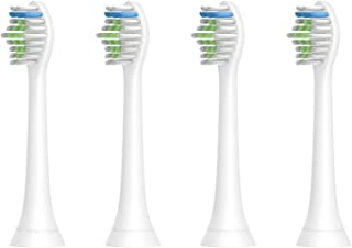 Replacement Brush Heads for Philips Sonicare, Toothbrush Head for Diamondclean Toothbrush Healthywhite+ Adaptiveclean Head...