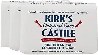 Kirks Natural Original Castile Soap, 4 Ounce -- 12 per case.