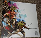 Teenage Mutant Ninja Turtles Out of The Shadows Limited Edition 12x12 Inch Poster