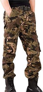 Favorito Amazon.it: pantaloni mimetici uomo: Abbigliamento YI65