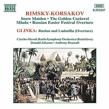 Rimsky-Korsakov: Snow Maiden / Glinka: Overture