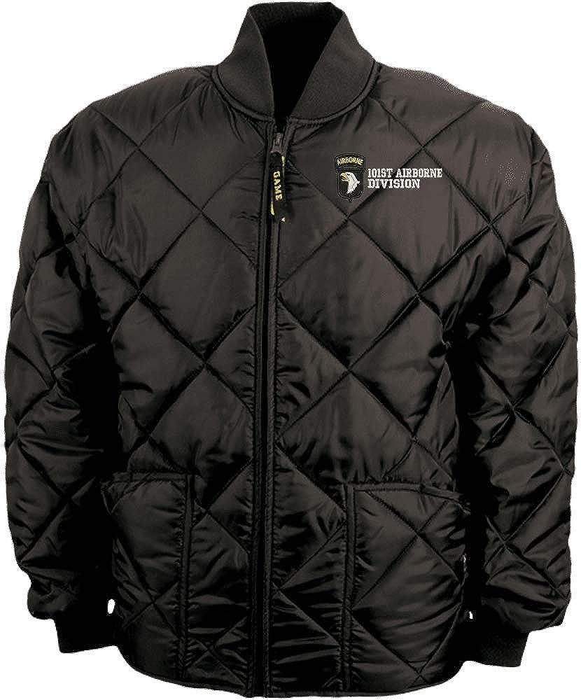 101st Airborne Division Game Sportswear Bravest Jacket