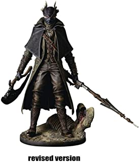 LLJJ Anime Toy Bloodborne The Old Figures: Hunters Hunter Action Figure Game Model About 31 CM