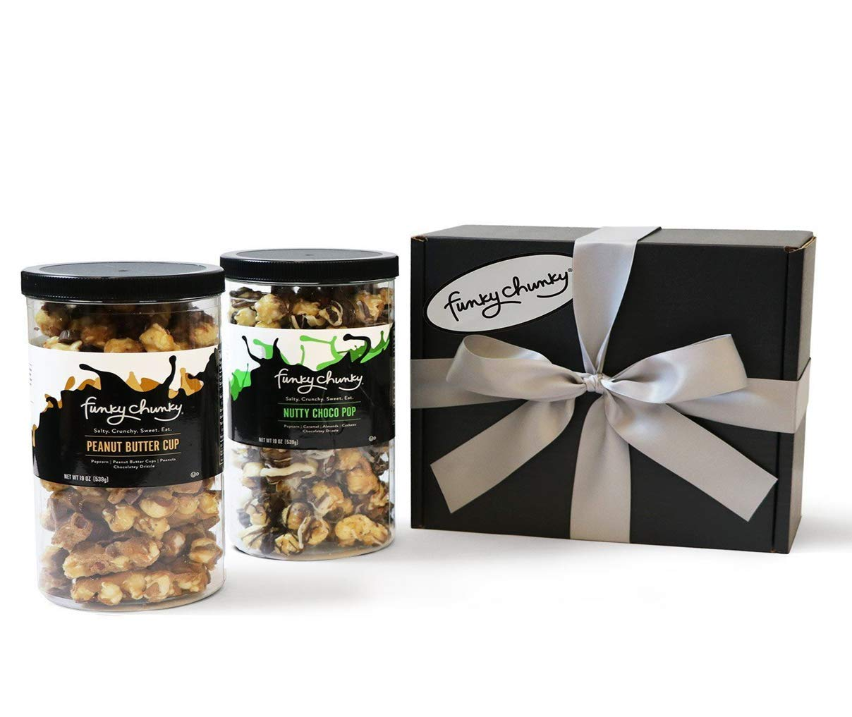 Funky Chunky Gourmet Popcorn N Free Sale special price Shipping Cheap Bargain Gift Pretzel and Chocolatey