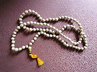 Rosary Basil Beads 108 no.s for Jap/ISKON Rosary Tulsi Jaap Mala- Vrindavan-1994