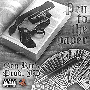 Pen to the paper