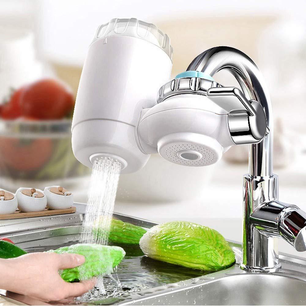 LJPW Depurador De Agua Grifo Biodegradable Filtro De Agua para ...