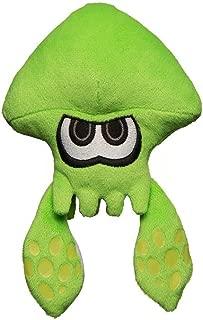 Splatoon Green Squid 8