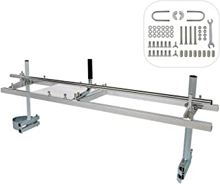 TC-Home 14 inch-48 inch Chainsaw Guide Bar Chain Saw Mill Log Planking Lumber Cutting Portable