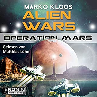 Operation Mars cover art