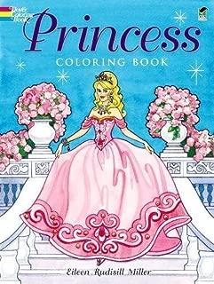 Princess Coloring Book (Dover Coloring Books)