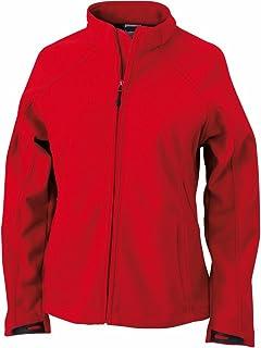 James & Nicholson JN1006 Mens Full Zip Bonded Fleece Jacket