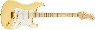 Fender Limited Edition American Professional Stratocaster in Vintage White with Gold Hardware and Case