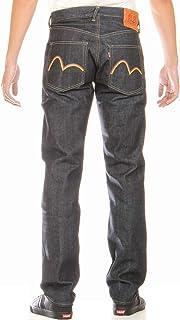 エヴィスジーンズ 28~36in ドイツ カモメマーク No2 2000 裾上げ可 レギュラーストレート ヴィンテージデニム EVISU JEANS GERMANY KAMOME LIMITED MODEL