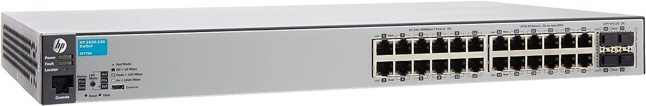HP J9776A 2530-24G 24 Port Gigabit Switch