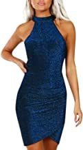 TWGONE Knee Length Dresses for Women Party Wedding Sexy Lace Solid V Neck Slim Cocktail Elegant Pencil Dress