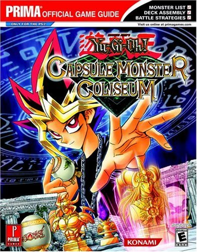 Yu-Gi-Oh! Capsule Monster Coliseum: Prima Official game Guide by Levi Buchanan (2004-11-06)