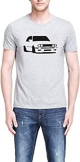 Mens E30 Car Fanboy Casual T-Shirts Men Tee