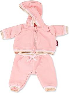 Götz 3403160 Babykombi Tracksuit Comfy in Style - Puppenbekleidung Gr. M - 2-teiliges Bekleidungs- und Zubehörset für Babypuppen von 42 - 46 cm