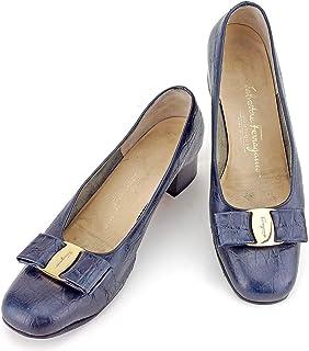 [サルヴァトーレ フェラガモ] パンプス シューズ 靴 レディース ヴァラリボン L2758