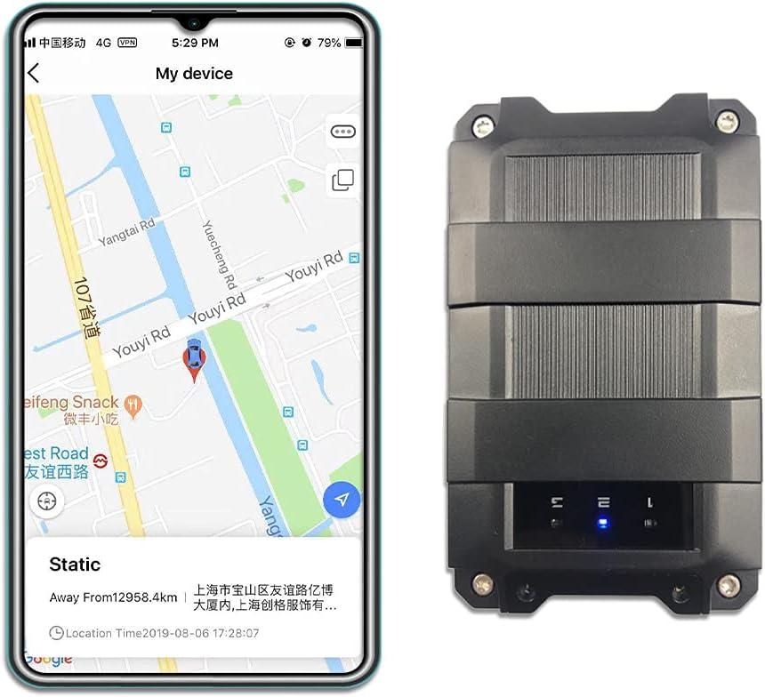 WanWayTech GPS Tracker for Vehicles