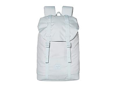 Herschel Supply Co. Retreat Mid-Volume Light (Ballad Blue Pastel) Backpack Bags