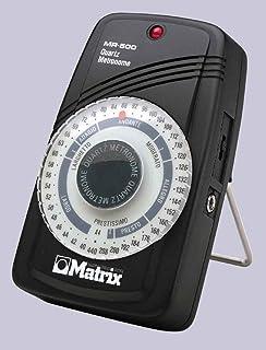 Music Treasures Co. Matrix Quartz Metronome
