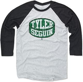 Tyler Seguin Shirt - Vintage Dallas Hockey Raglan Tee - Tyler Seguin Puck