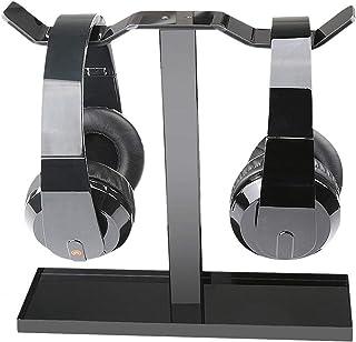 Leyeet Kopfhörerständer Headset Halter Kopfhörerhalterung Ohrhörer Halter Halterung Wiege Zwei auf einmal!