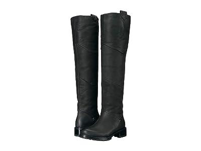 Ross & Snow Elena Weatherproof Boot (Black) Women