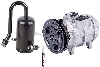 For Ford F-100 F-150 F-250 F-350 AC Compressor w/A/C Repair Kit - BuyAutoParts 60-82018RK New