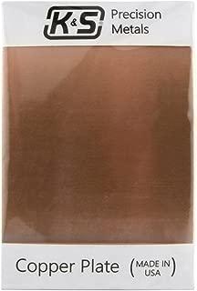 Best 1 4 copper plate Reviews