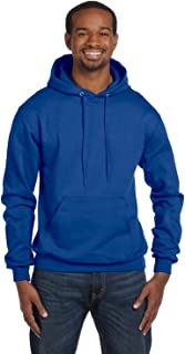 Men's Front Pocket Pullover Hoodie Sweatshirt