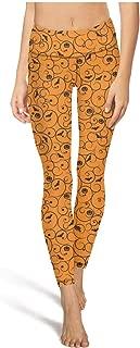 Tights High Waist Halloween Decor Devilish De Citrouille Leggings Pretty Women Comfortable Yoga Pants