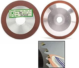 80Mm Diamond Grinding Wheel Disc Sharpener For Carbide Cutter Tool Metal Alloy Milling Grinder Accessories Grit150 20mm