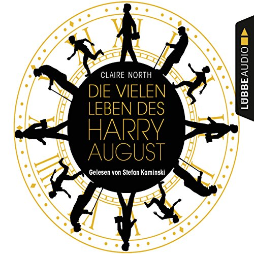 Die vielen Leben des Harry August audiobook cover art
