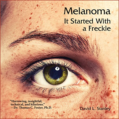 Melanoma audiobook cover art