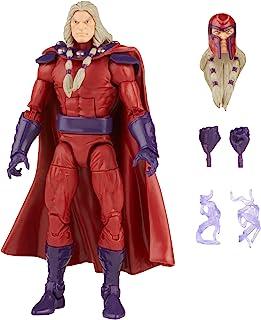 Marvel Hasbro Legends Series 6 inch schaal actiefiguur speelgoed Magneto, premium design, 1 figuur en 5 accessoires