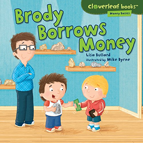 Brody Borrows Money copertina