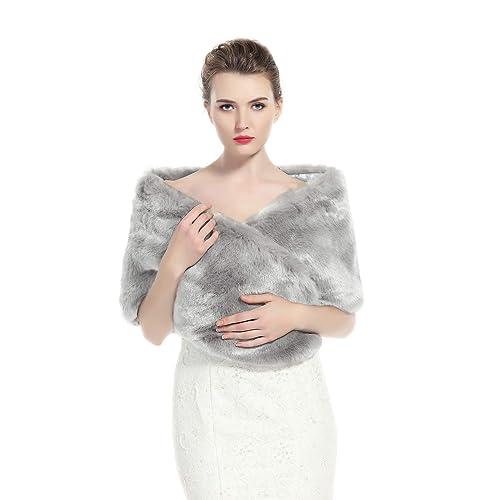 venta caliente online b8126 c6c6b Abrigos de Fiesta Mujer: Amazon.es