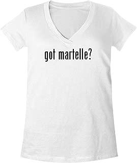 The Town Butler got Martelle? - A Soft & Comfortable Women's V-Neck T-Shirt