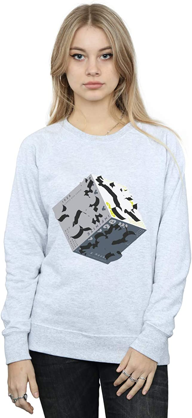Disney Max 42% OFF Gifts Women's Mickey Sweatshirt Mouse Cube